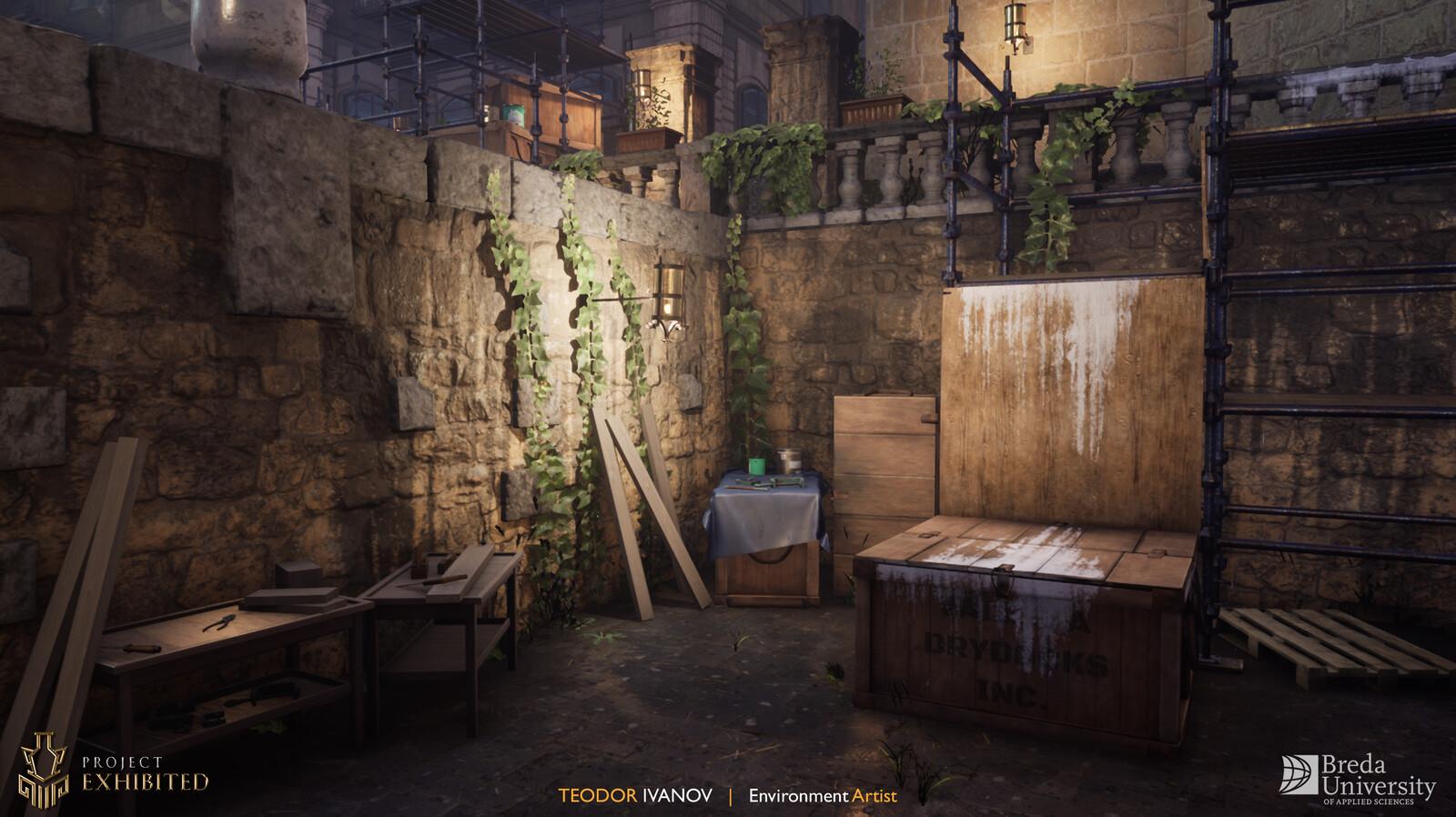 Environment screenshot #6