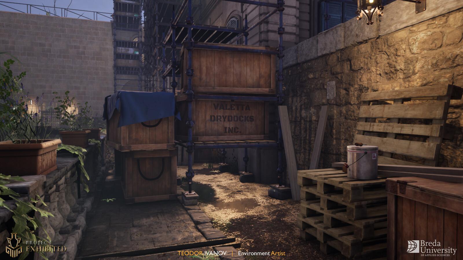 Environment screenshot #7