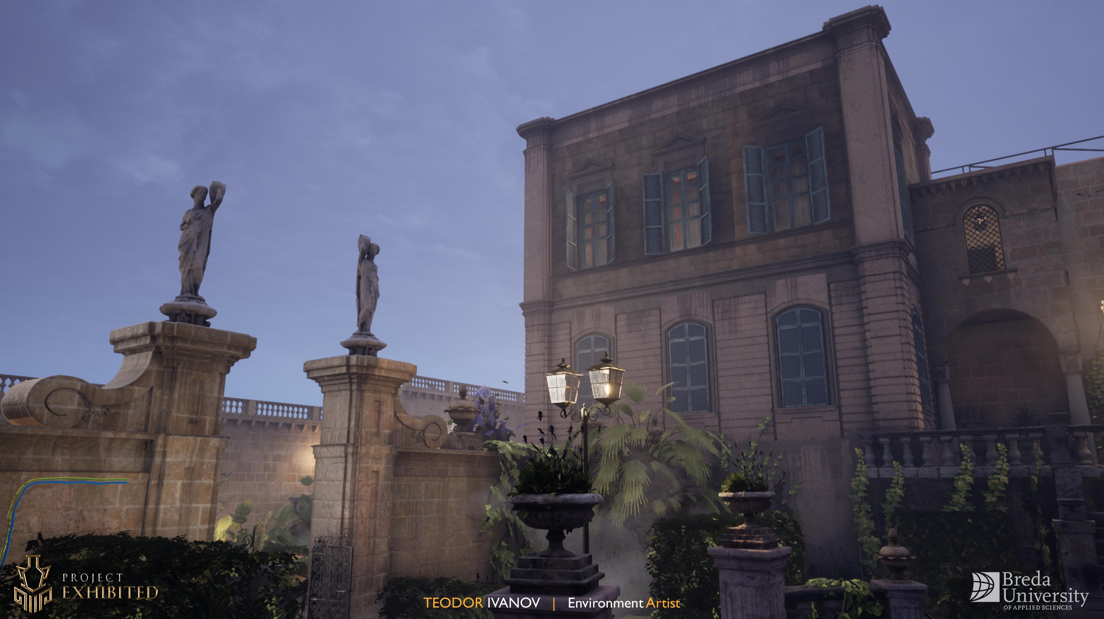 Environment screenshot #1