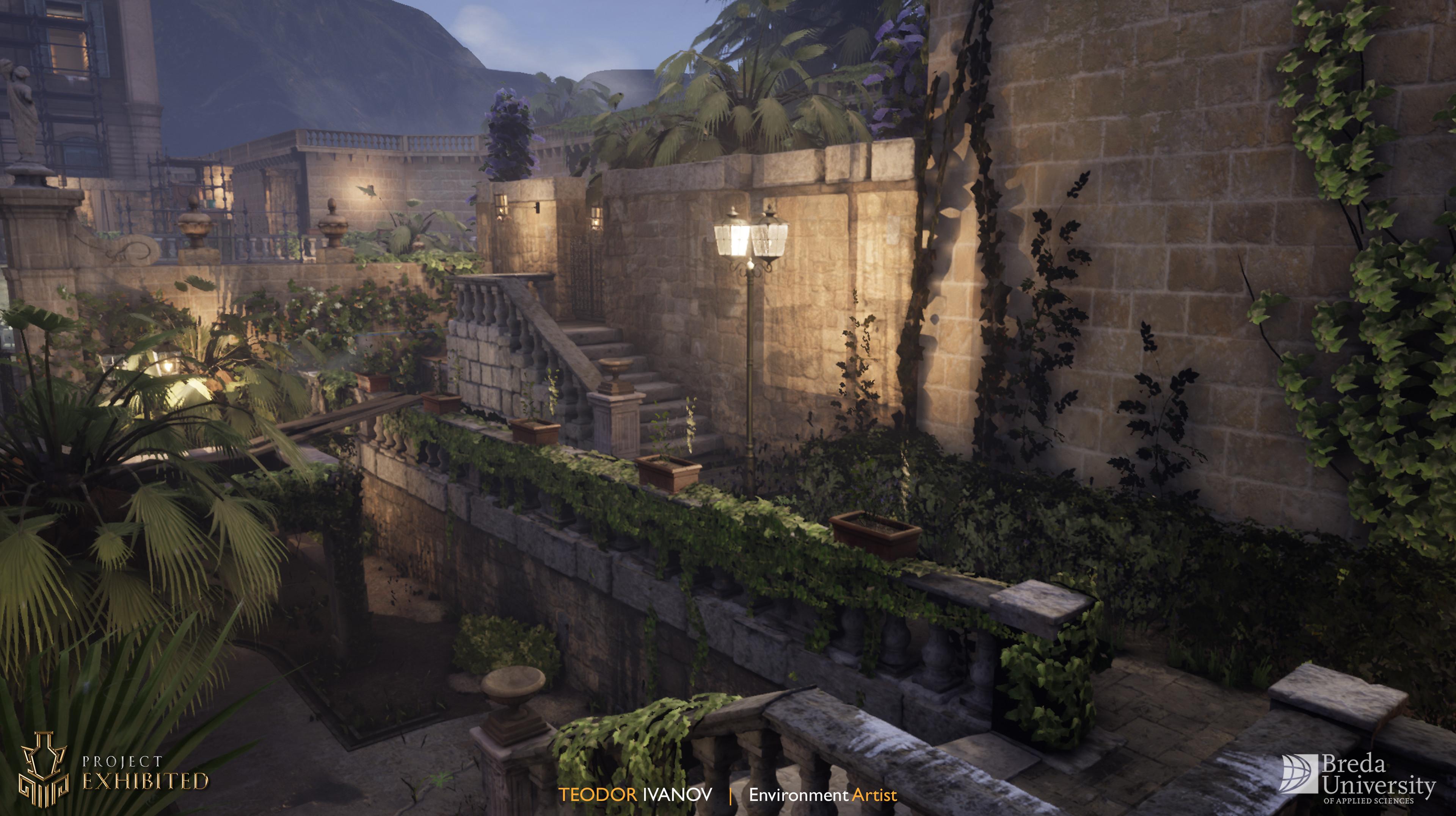 Environment screenshot #2