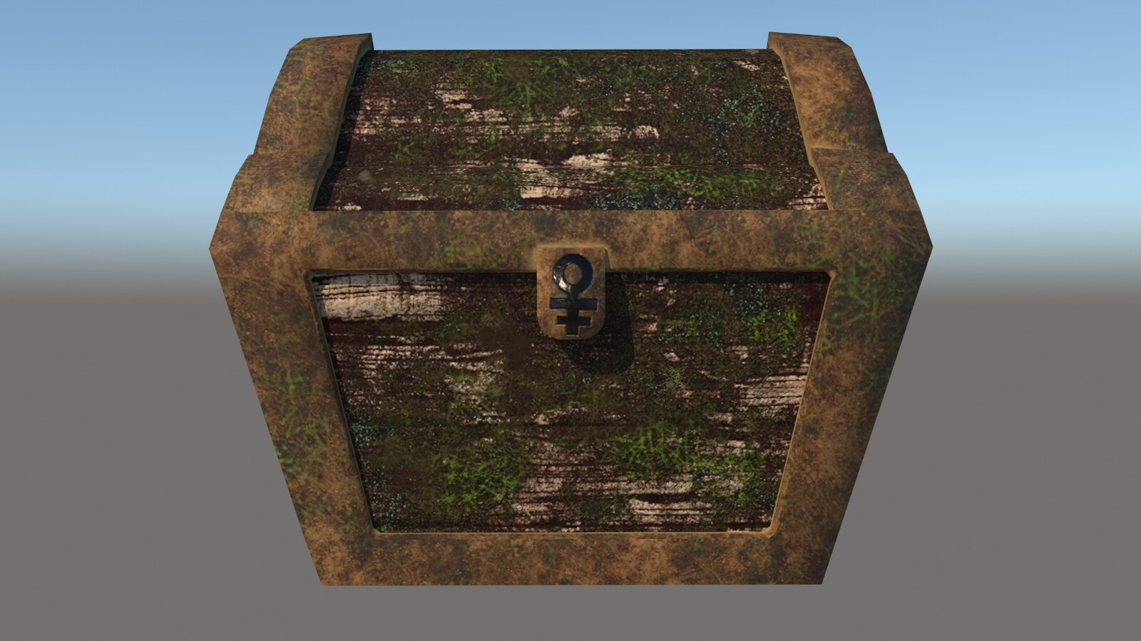 Old treasur Chest
