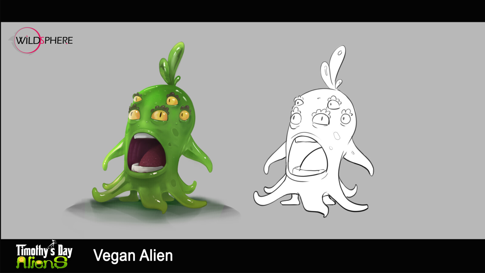 Vegan Alien