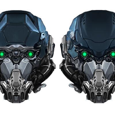 Otto metzger helmet concepts