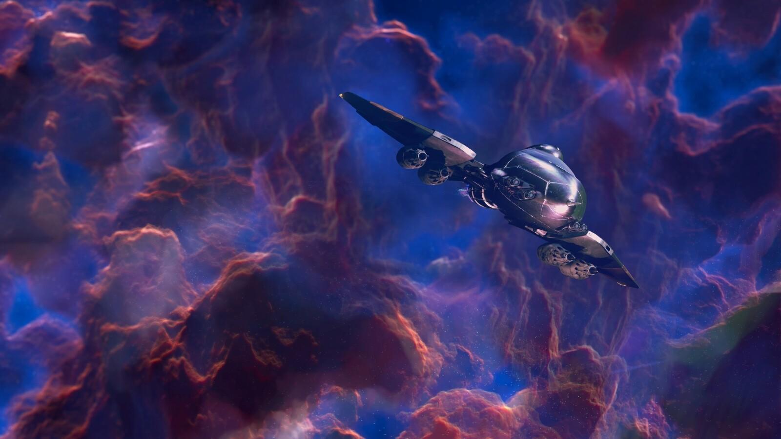 RAIDER spaceship promo_10