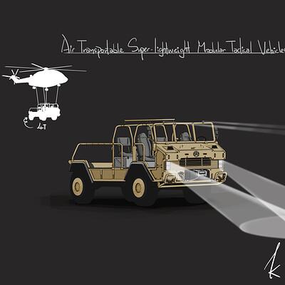 Kenneth chan air transportable superlightweight modular tactical vehicles 01