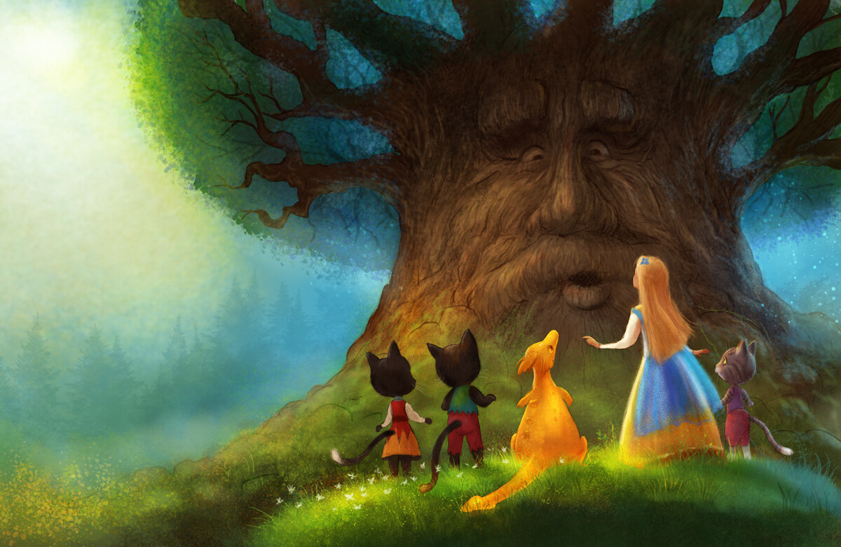 The wise tree