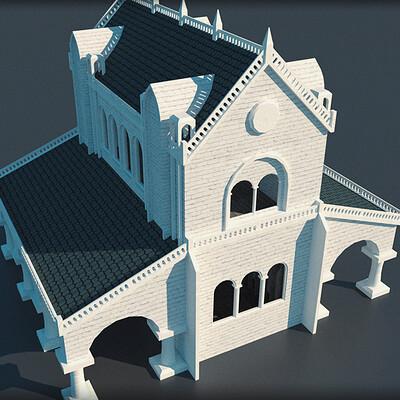 Gondorian Building