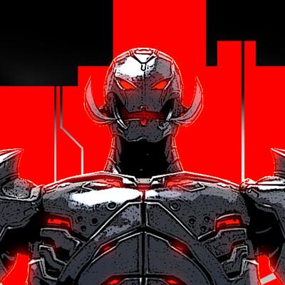 Film bionicx ultron 2