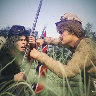 Ronald gavin castillo gettysburg