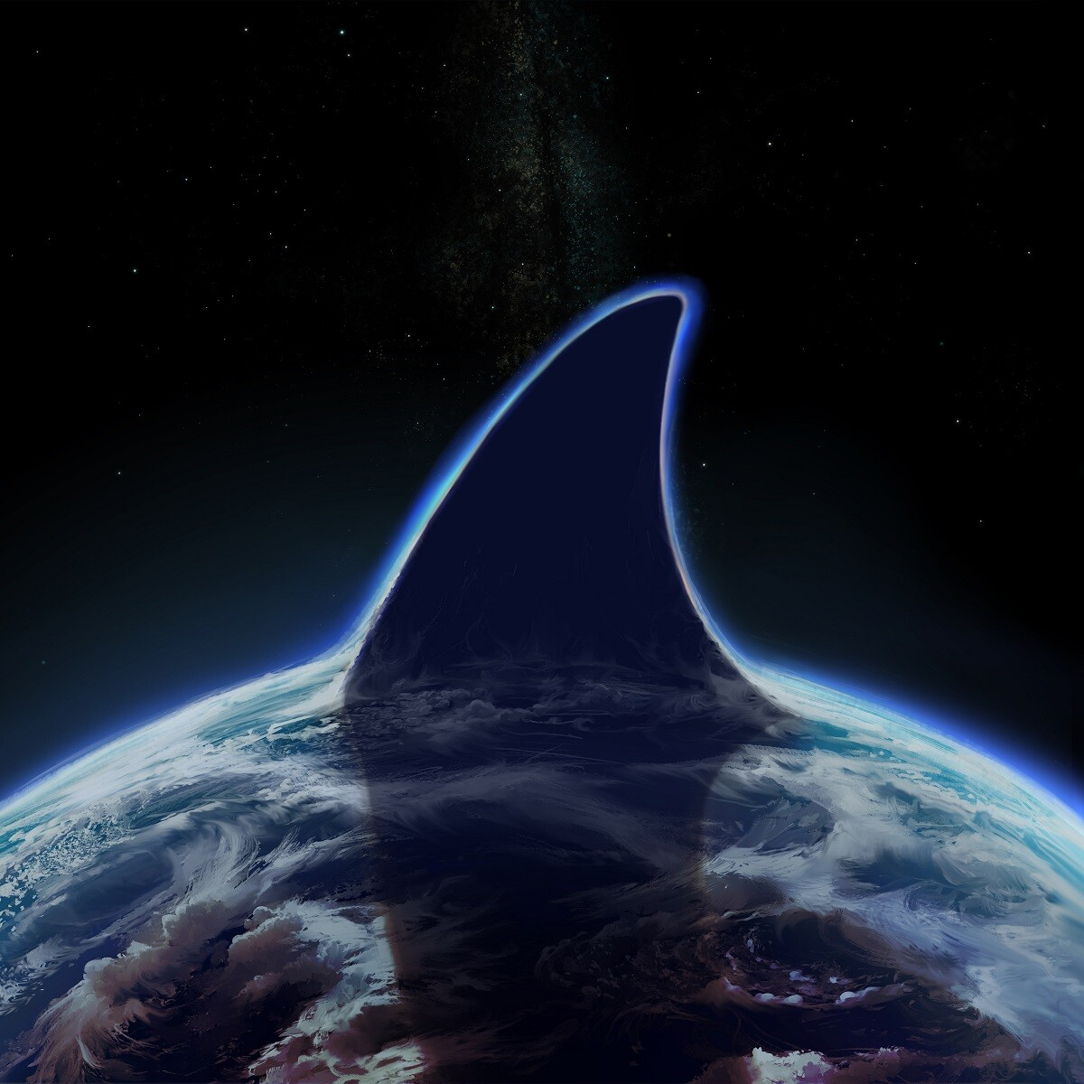 ocean planet ][ dark version