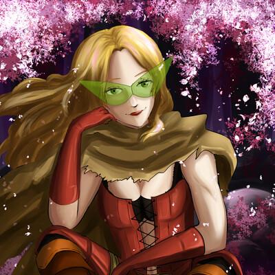 Kristen lum fairy queen