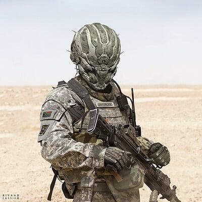 Riyahd cassiem enforcer7s