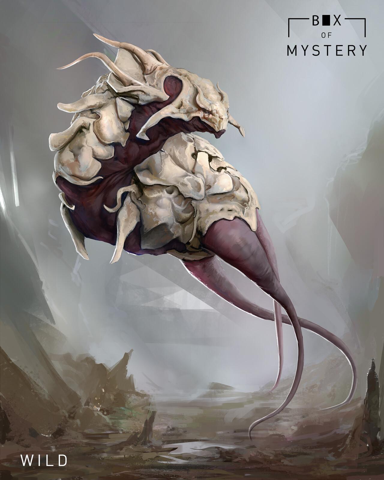 Challenge - Box of Mystery: Wild