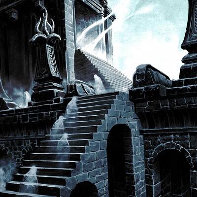 Sebastian cabrol temple