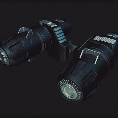 Sci-Fi Twin Engine