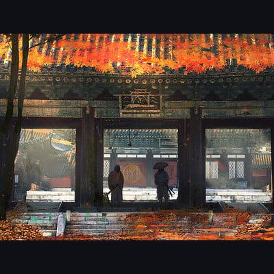 Josh durham samurai narrative sketches