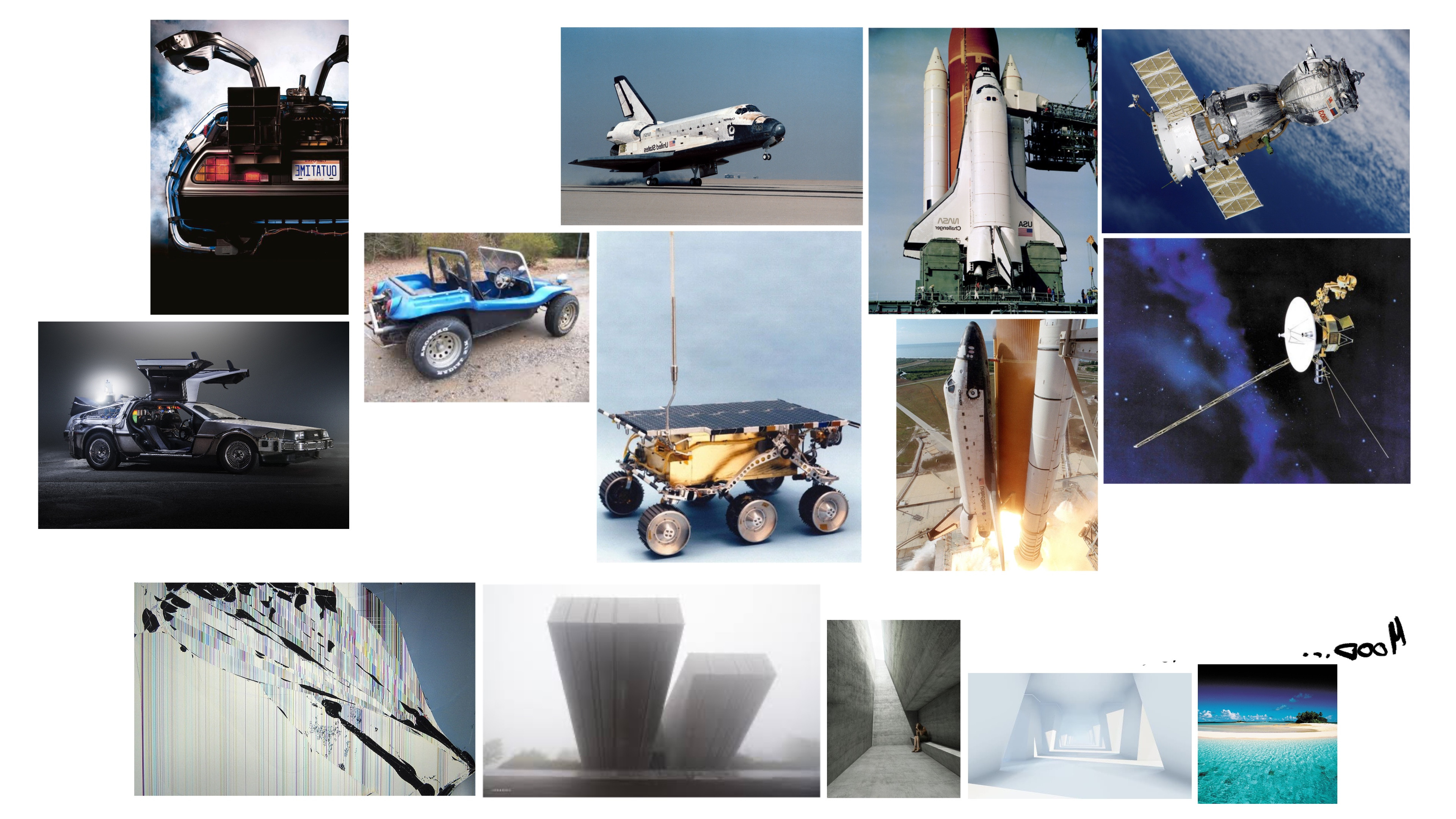 Moodboard for Props