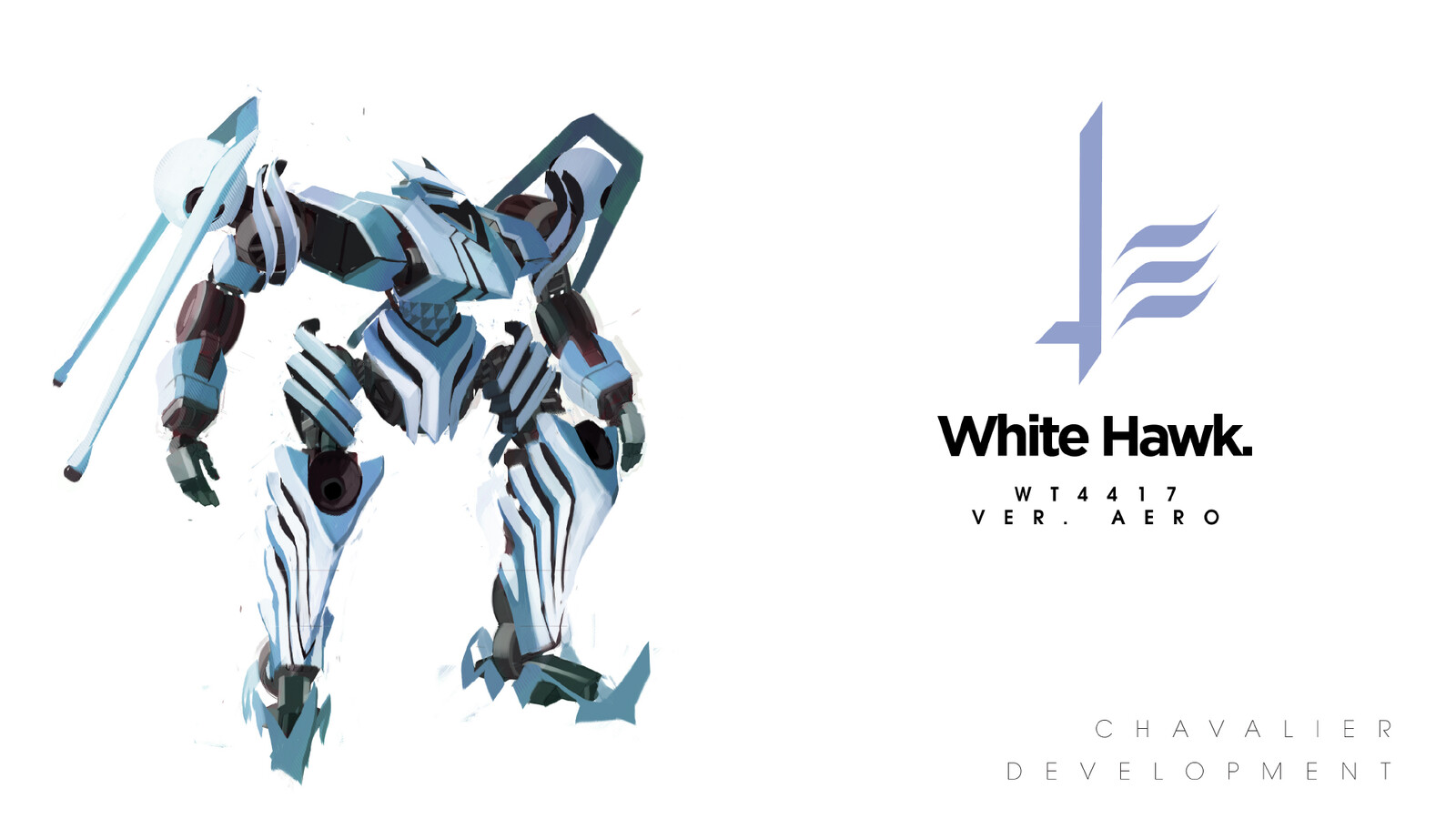 Alternate design for White Hawk