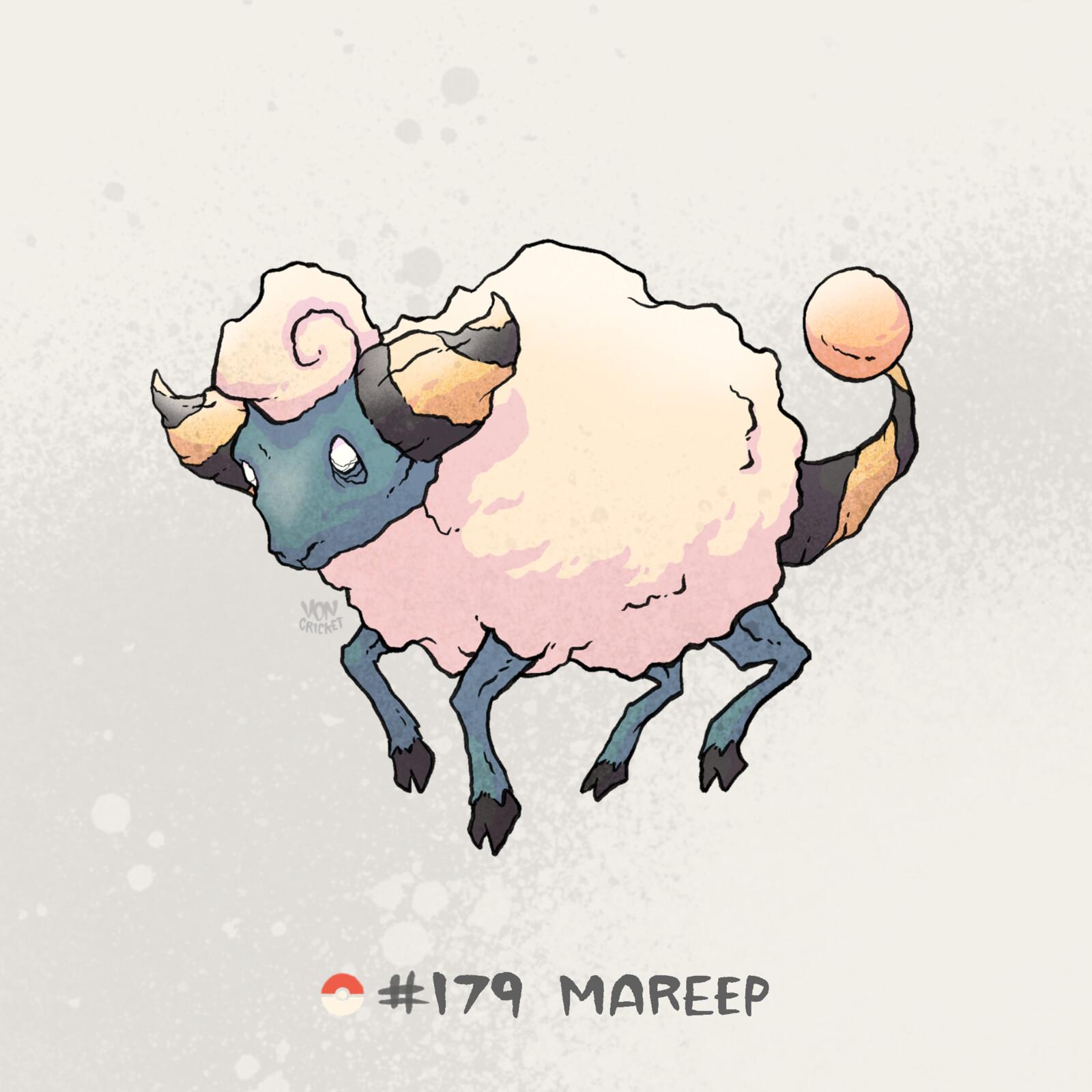 #179 Mareep