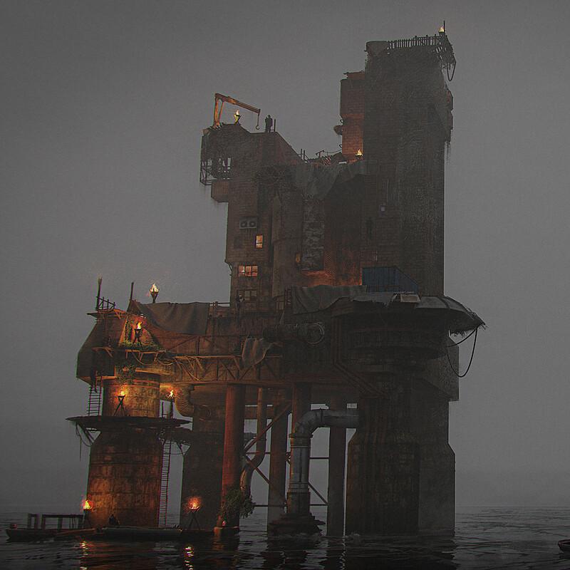 Ocean Outpost