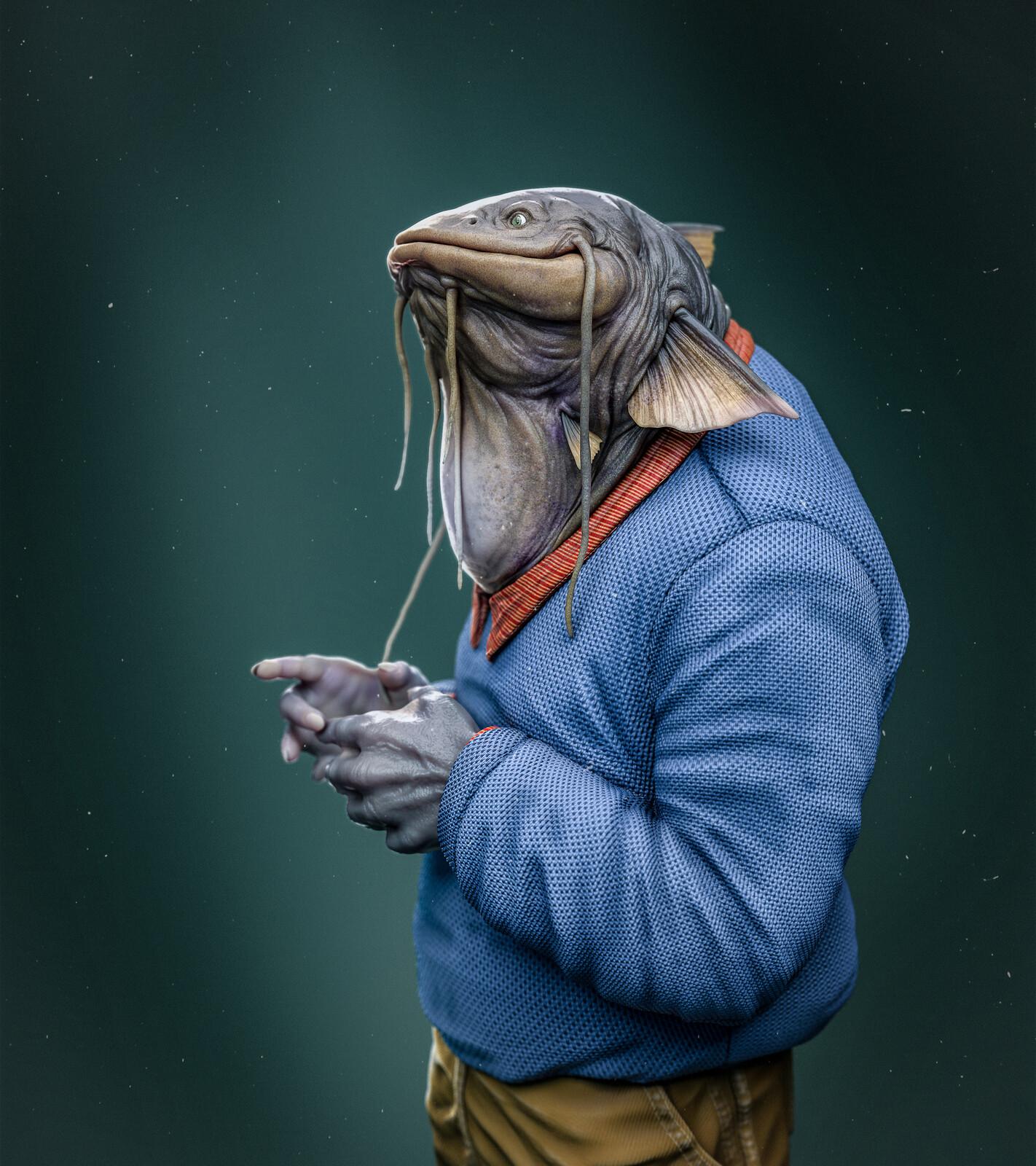 Mr Silurus