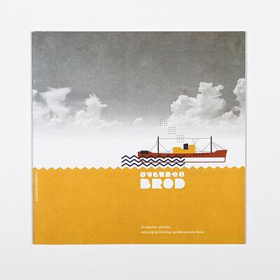 8961248 Ship - Book
