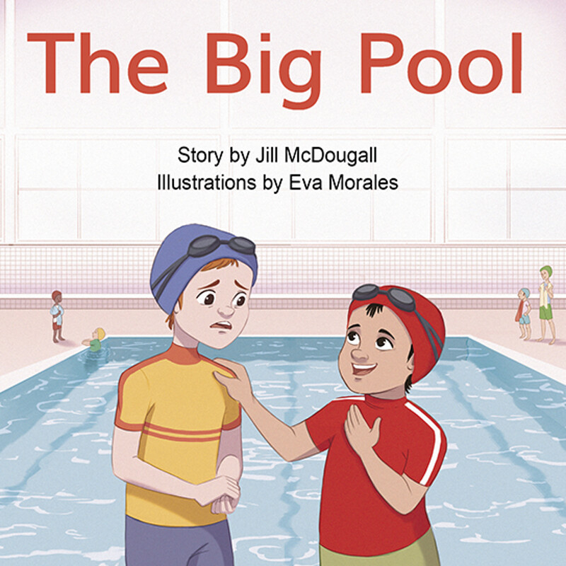 """The Big Pool"" by ©Nelson Cengage Learning"