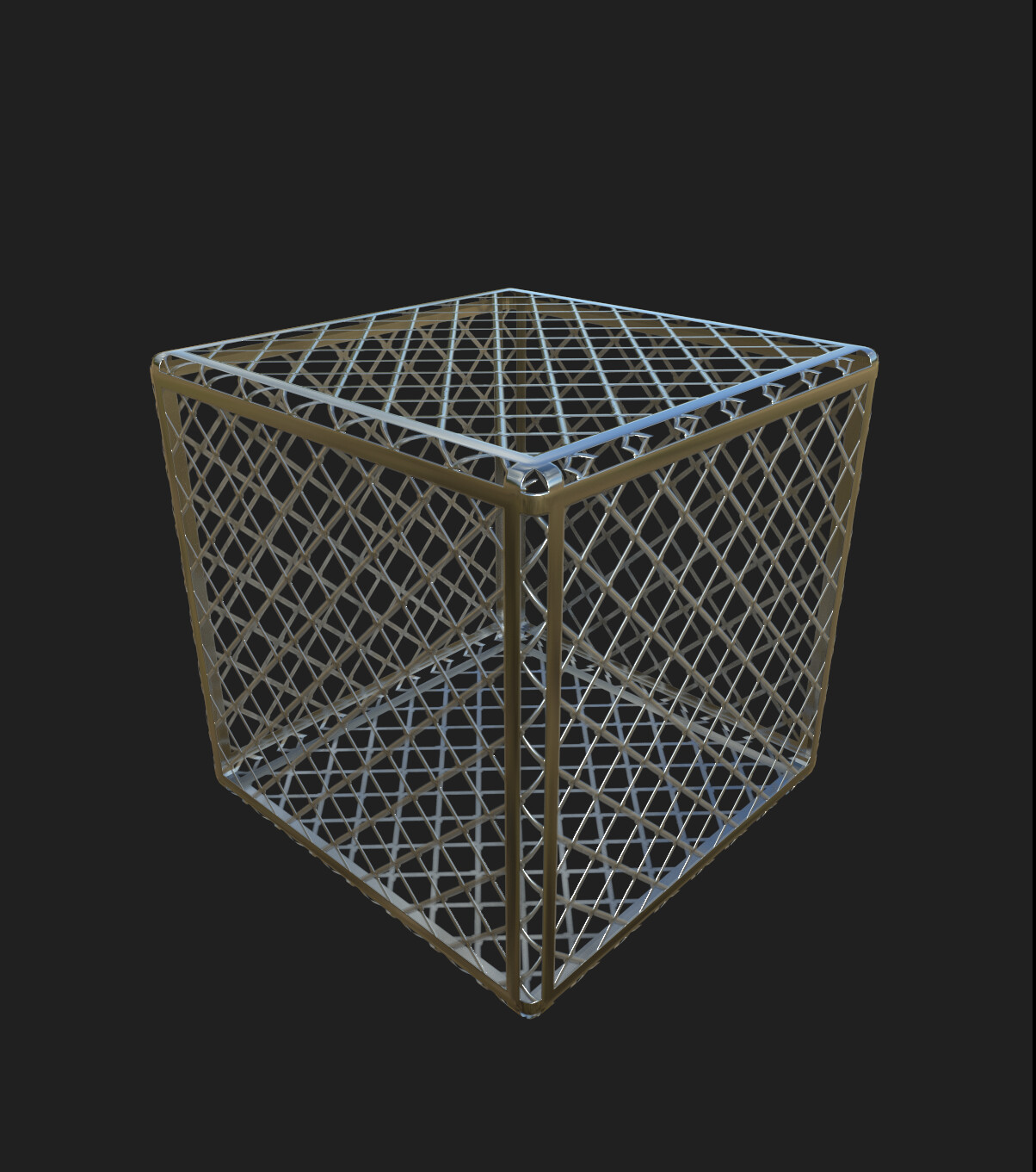 ChainLink Fence Shader