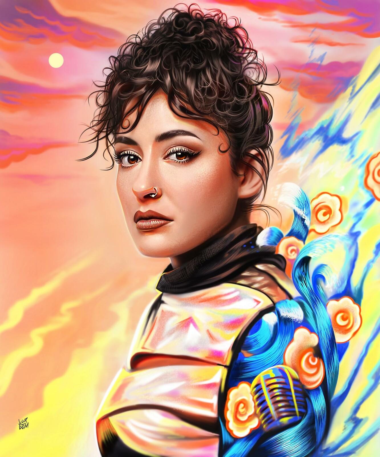 Tutorial Store: https://www.artstation.com/vurdem/store Portrait Brushes: artstn.co/m/7DXp Donate me: artstn.co/m/XVRe