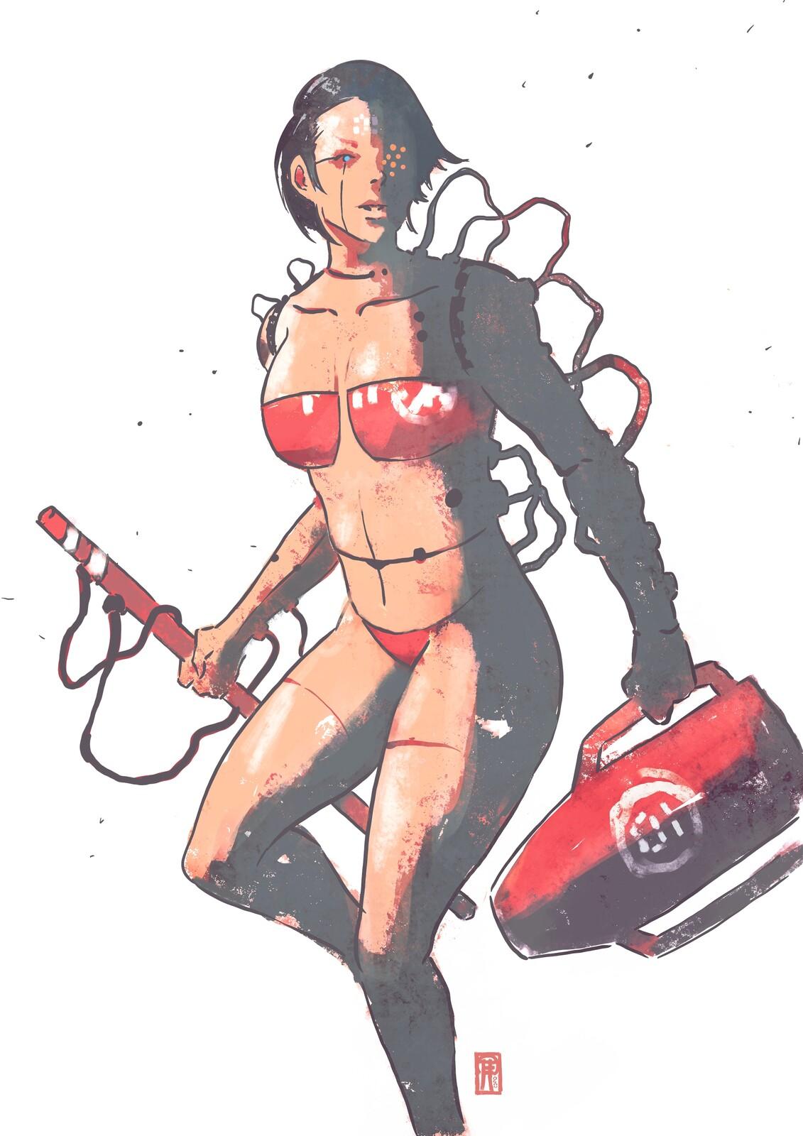 Lifeguard Unit//01