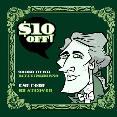 Steve rampton coupon 10
