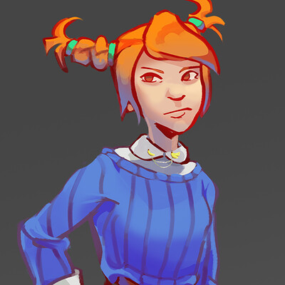 Natalie Redesign - Ape Escape Fan Project