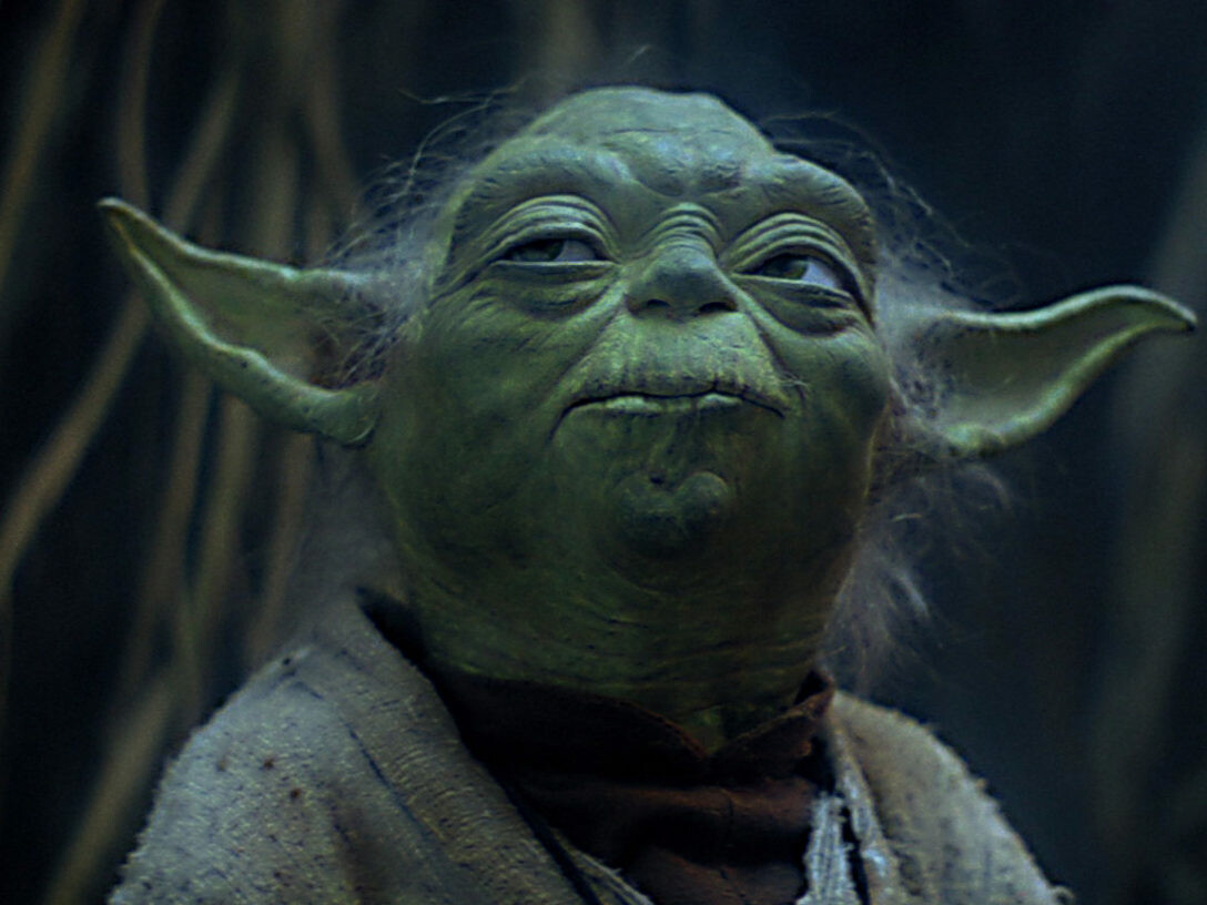 Picture of Yoda, Bing Images