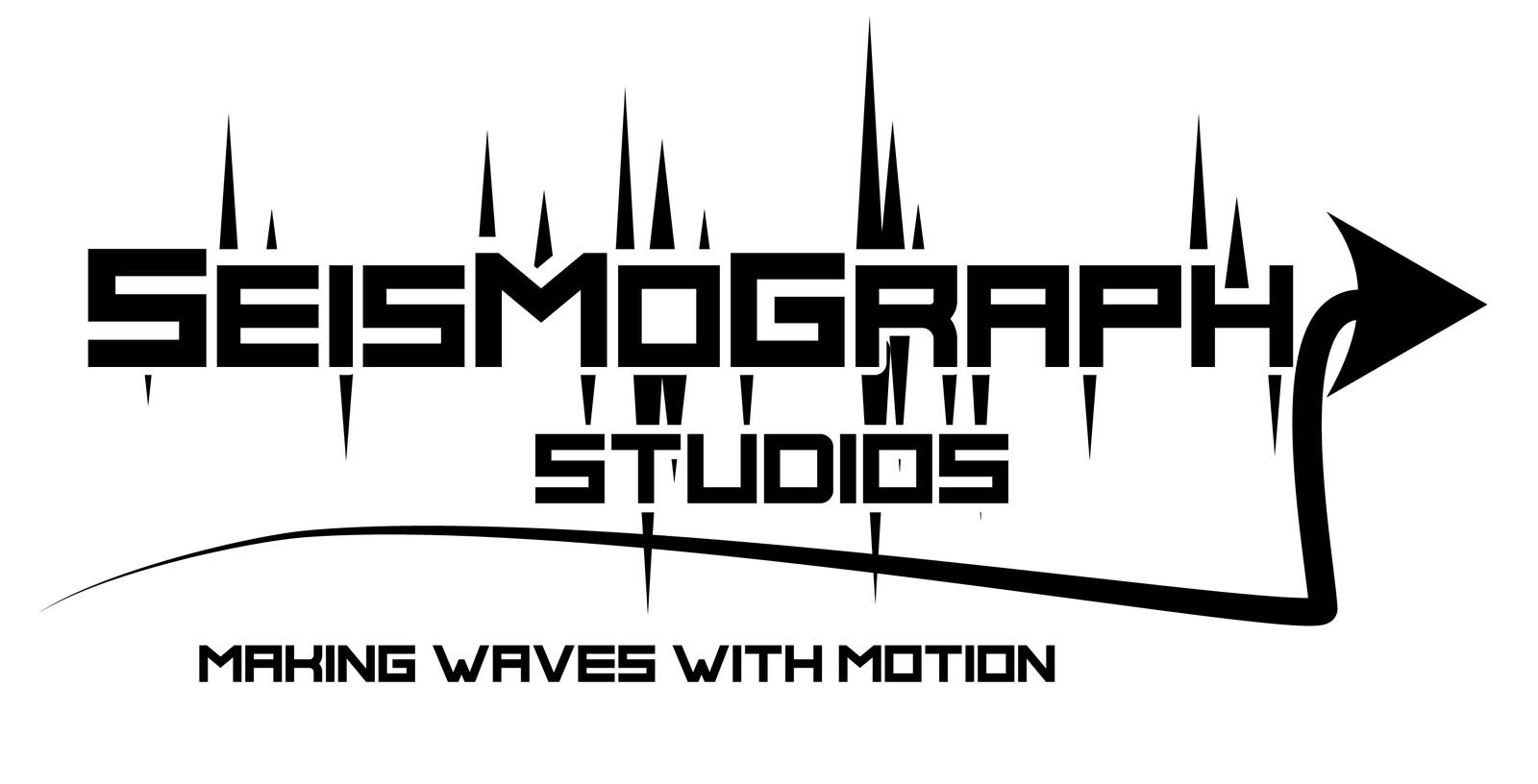 Seismograph logo design concept