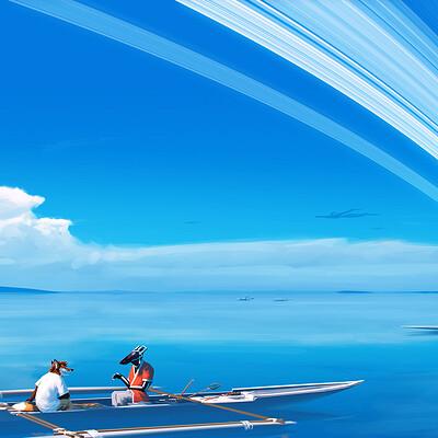 Shoji ushiyama ancom canoe sm