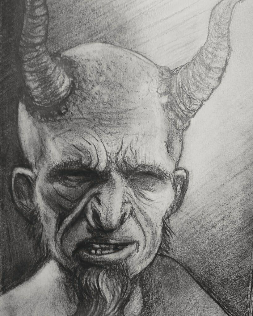 Sketchy Satyr