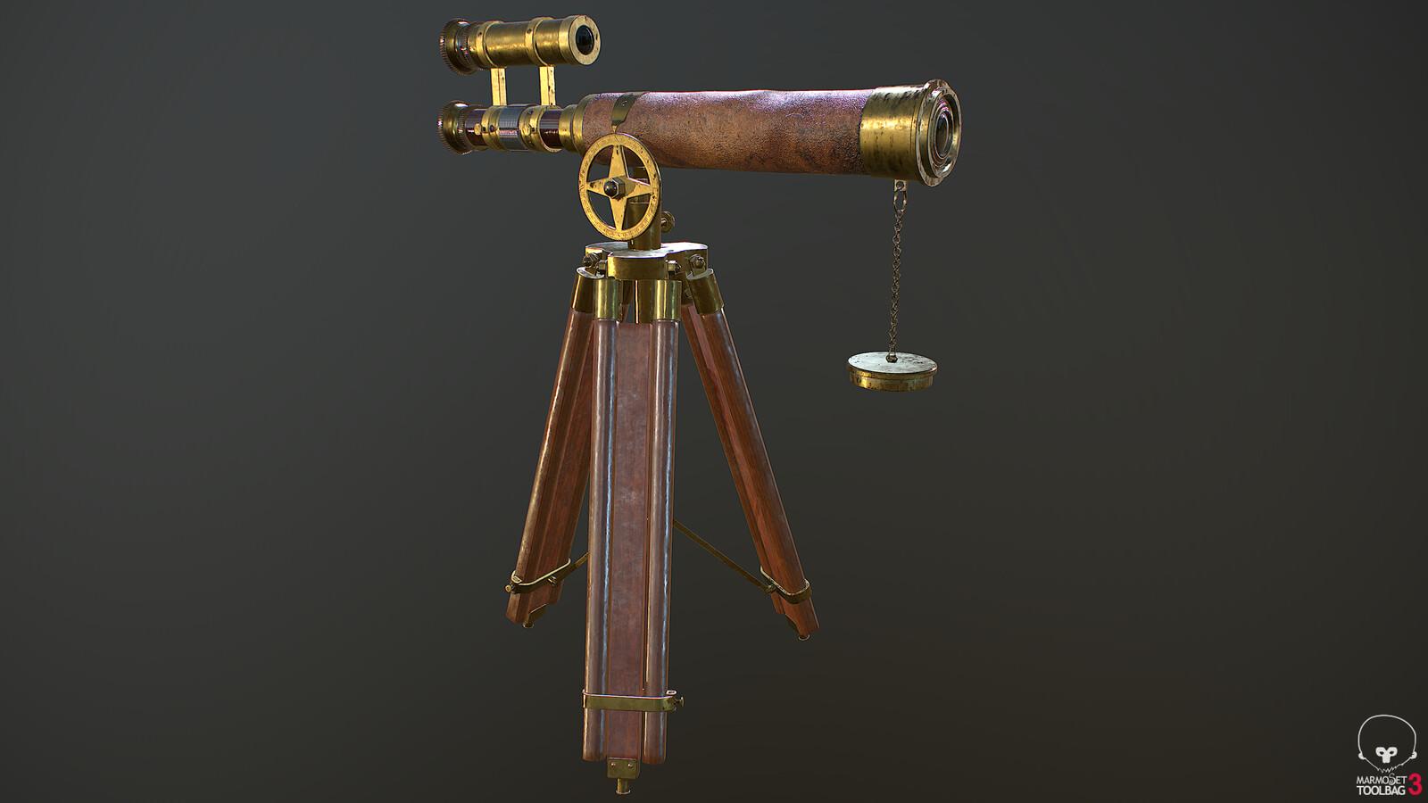 Nautical Telescope