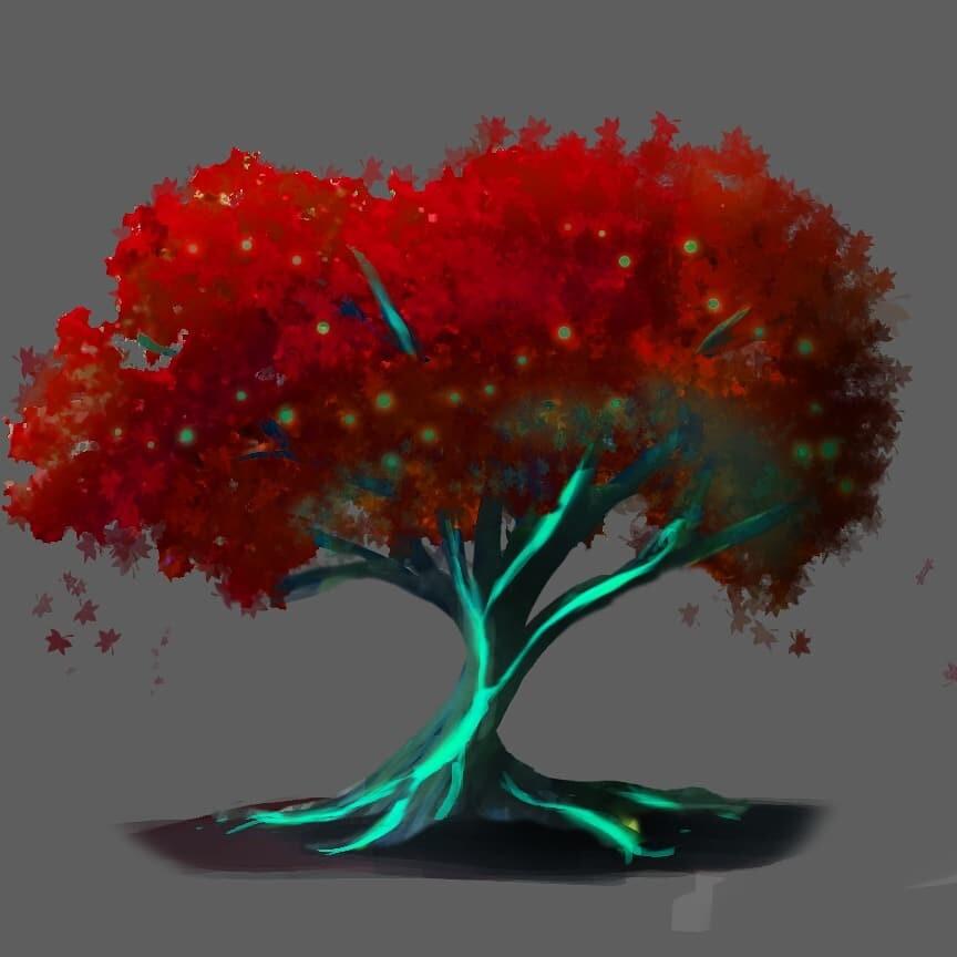 Corrupt Tree