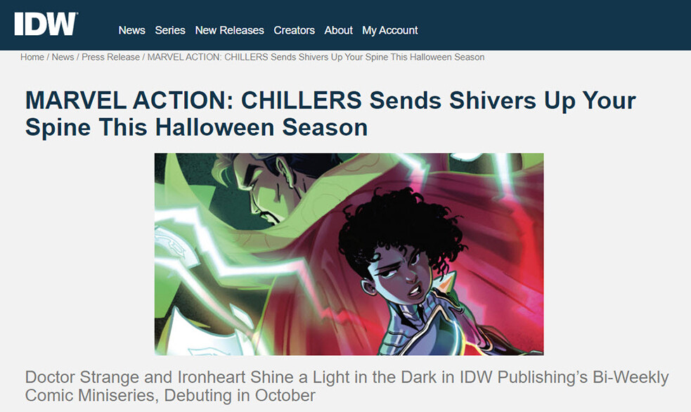 Link: https://www.idwpublishing.com/marvel-action-chillers-sends-shivers-up-your-spine-this-halloween-season/