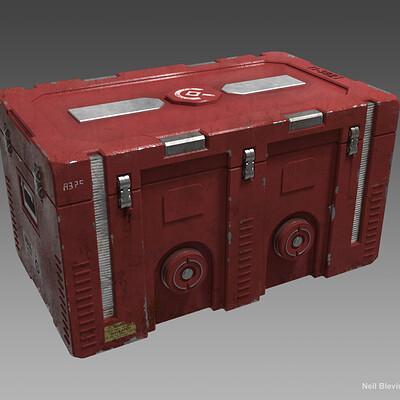 Neil blevins futuristic crate 1