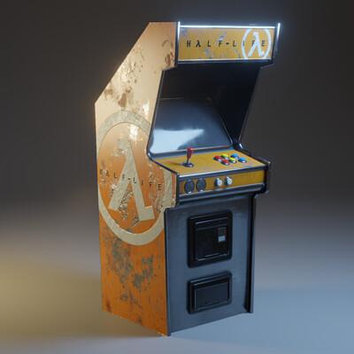 Mesut can kaptan half life arcade 1