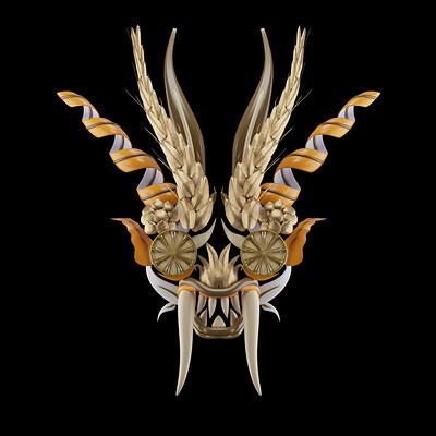 Regis florencio mask
