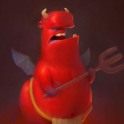 Samuel schultz devilsmall