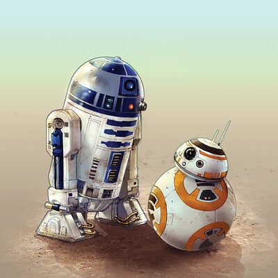 Andrew griffith r2bb8rgb