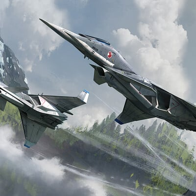 Isaac hannaford 60s fighter v002c