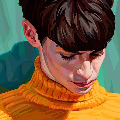 Daniel clarke style 86