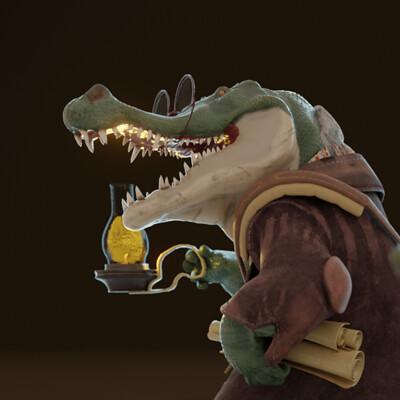 Tom breuer crocodi