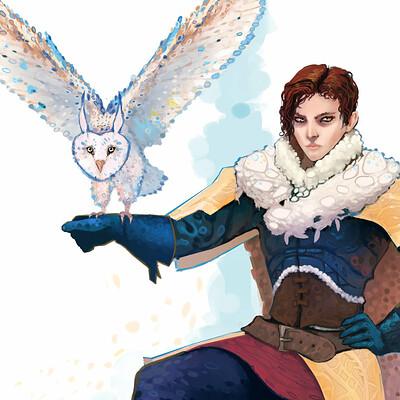 Clement mona 2020 fauconniere