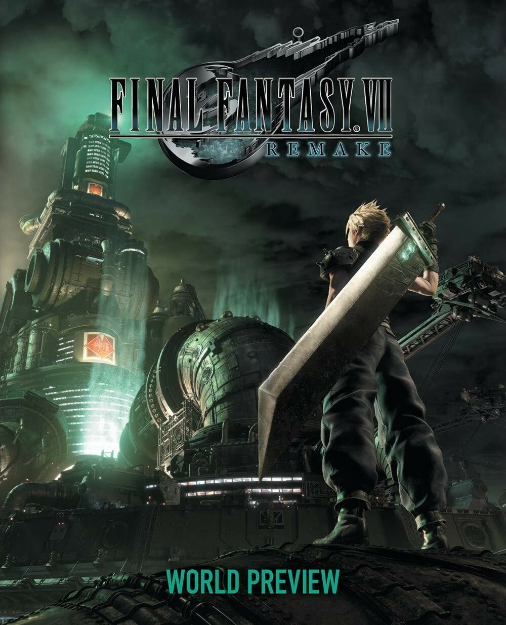 Final Fantasy VII Remake: World Preview - English Localization