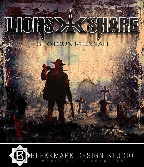 Lion's Share - Shotgun Messiah